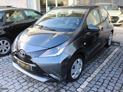 usado Toyota Aygo 1.0 Vvt