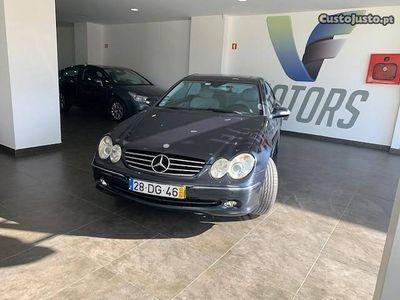 usado Mercedes CLK200 Kompressor NACIONAL