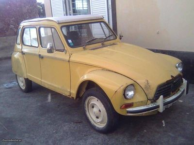 usado Citroën Dyane Dianíssima