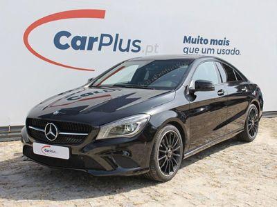 usado Mercedes CLA180 ClasseCDI AMLine 2014