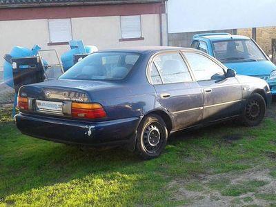 usado Toyota Corolla 1.3 XLI
