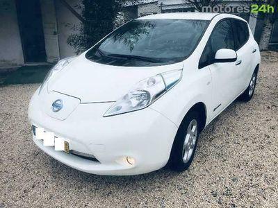 usado Nissan Leaf LeafAcenta Limited Edition (109cv) (5p)
