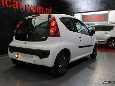 usado Peugeot 107 1.4 HDI Trendy -