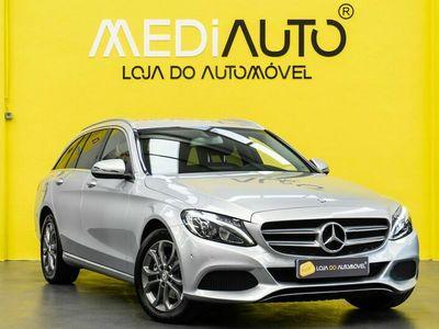 usado Mercedes C220 BLUETEC AVANTGARDE 170CV Cx. Auto