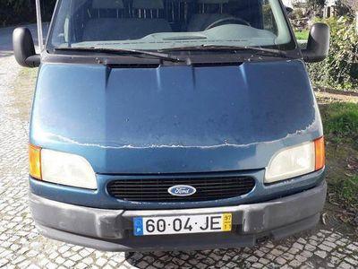 usado Ford Transit topline