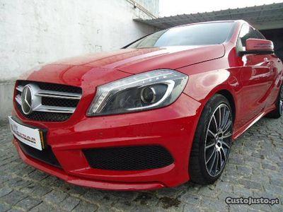 usado Mercedes A220 CDI AMG