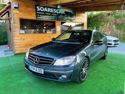 usado Mercedes CLC200 Cdi 180€/Mes
