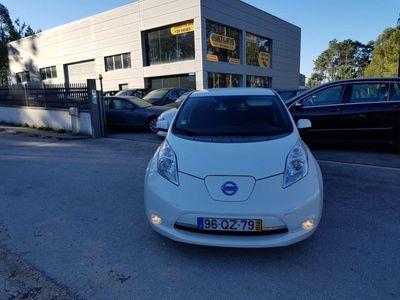used Nissan Leaf Tekna Flex