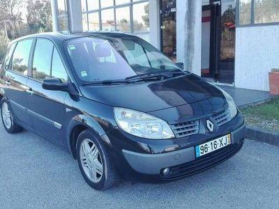 usado Renault Scénic 1,5dci -