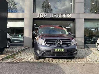 used Mercedes Citan 111 CDi/31 Longo 7L