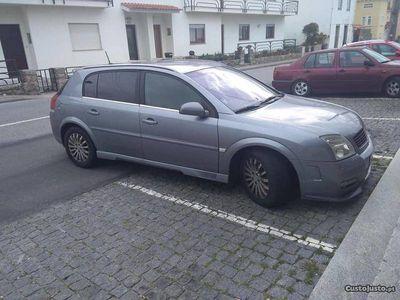 usado Opel Signum 3.0cdti V6