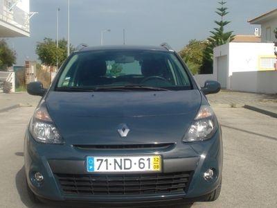 usado Renault Clio Break 1.5 DCI VERSAO GT
