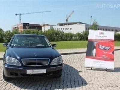 usado Mercedes S320 ClasseCDi (197cv) (4p), Diesel