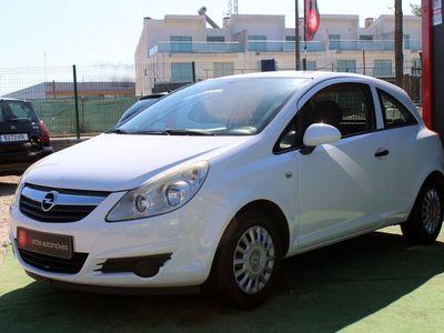usado Opel Corsa D 1.3 Cdti VAN