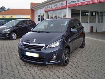 usado Peugeot 108 1.0 e-VTi Active Top! (68cv) (5p)