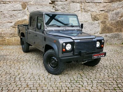 usado Land Rover Defender 130 Td5 Crew Cab - 1° Mão - 94000kms