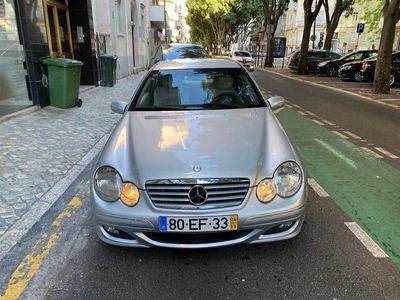 usado Mercedes C220 C 220COUPE