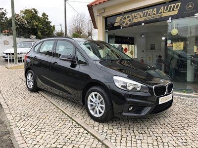 usado BMW 216 Série 2 Active Tourer d Advantage Auto (116cv) (5p)