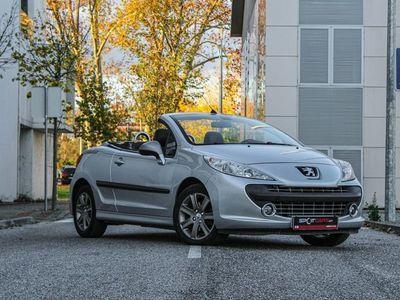 usado Peugeot 207 CC VTI