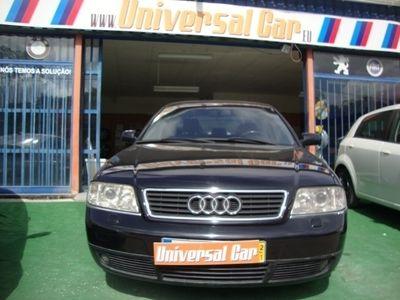 usado Audi A6 2.5 TDi V6 (155cv) (4p)