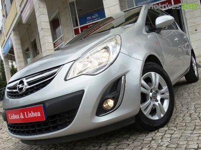 usado Opel Corsa 1.2 GO! 85cv FlexFuel GPL