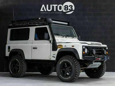 usado Land Rover Defender 90 2.5 TD5 Metal Top