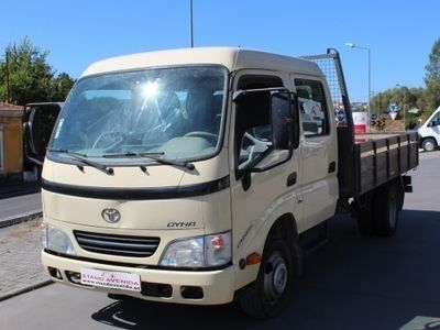 usado Toyota Dyna M35.33 CAB/DUPLA