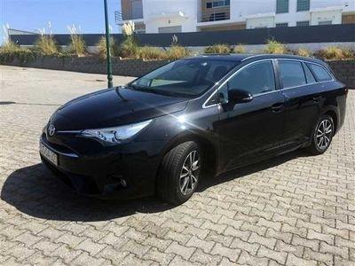 usado Toyota Avensis station wagon 1.6 D-4D Exclusive+GPS