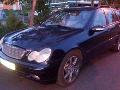 usado Mercedes C200 2000CDI