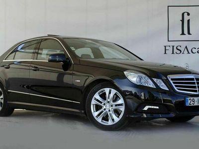 usado Mercedes E250 AVANTGARDE AUTO