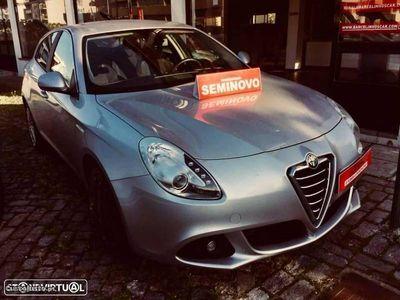 used Alfa Romeo Giulietta 1.6 Xenon