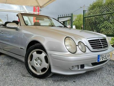 usado Mercedes CLK200 ---