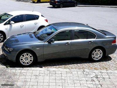 gebraucht BMW 730 DA Exec NACIONAL
