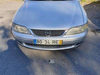 used Opel Vectra 2.0 dti 100 cv 2001