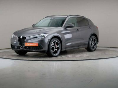 usado Alfa Romeo Stelvio 2.2 D B-Tech AT8 190cv