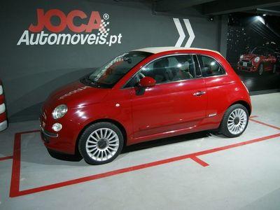usado Fiat 500C 1.3 D Multijet