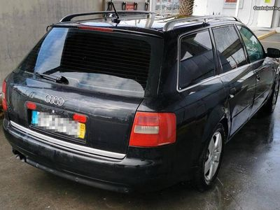 usado Audi A6 2.5 TDI V6 Quattro