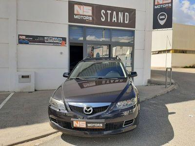 usado Mazda 6 SW 2.0 MZR-CD Exclusive Plus