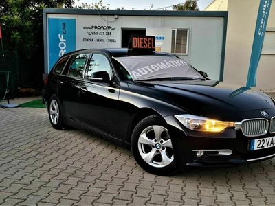 usado BMW 320 ed 163cv Touring Auto - GPS - 145000kms