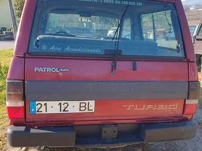 usado Nissan Patrol 2.8 TD