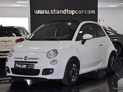 usado Fiat 500C 1.2 Sport