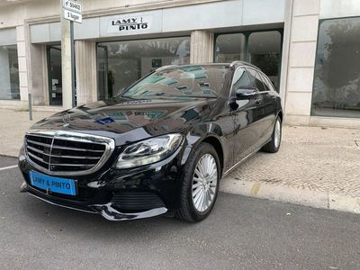 usado Mercedes C220 Exclusive 7G-G Tronic
