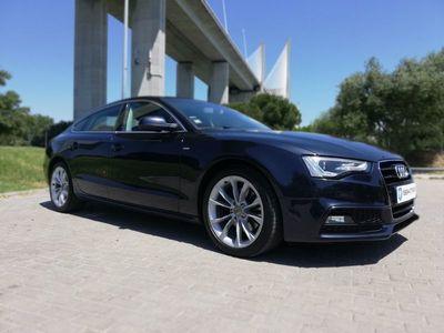 usado Audi A5 Sportback 2.0 Tdi SLine
