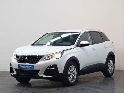 usado Peugeot 3008 Active 1.5 BlueHDi 130cv Euro 6.2d 2019