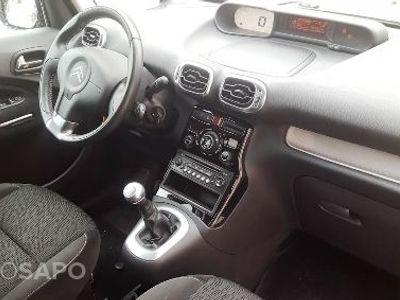 usado Citroën C3 Picasso 1.6 hdi exclusive