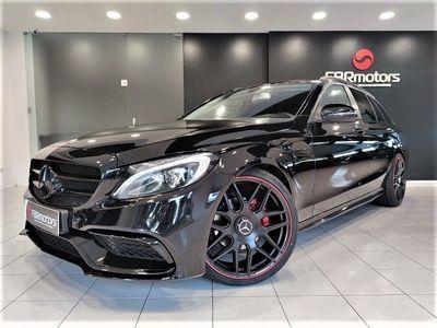 usado Mercedes C220 d Look C63 AMG
