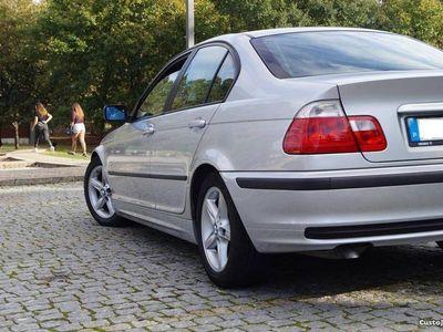 usado BMW 320 berlina (136cv) -
