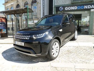 usado Land Rover Discovery HSE 7 LUGARES