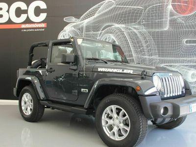 usado Jeep Wrangler 2.8 CRD JK 200CV NAC.