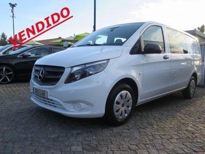 usado Mercedes Vito 111 CDi/32 115CV